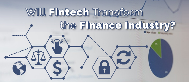 How Fintech will Disrupt the Financial Services Sector